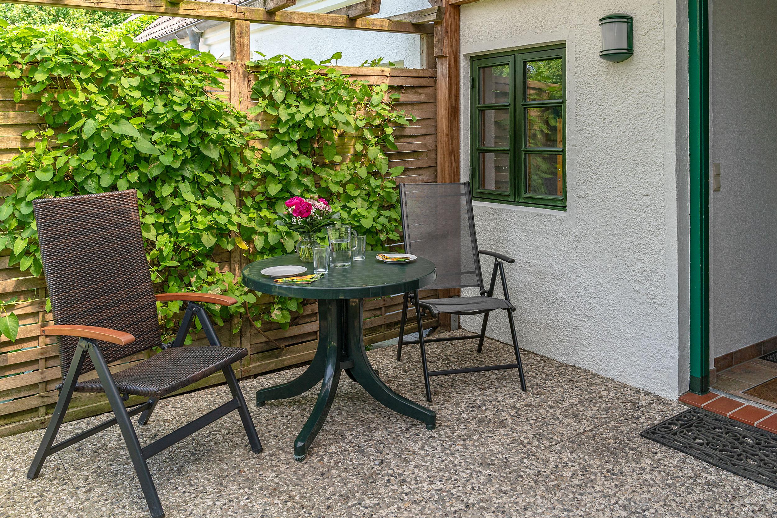 Haus Vogelkiek - Terrasse