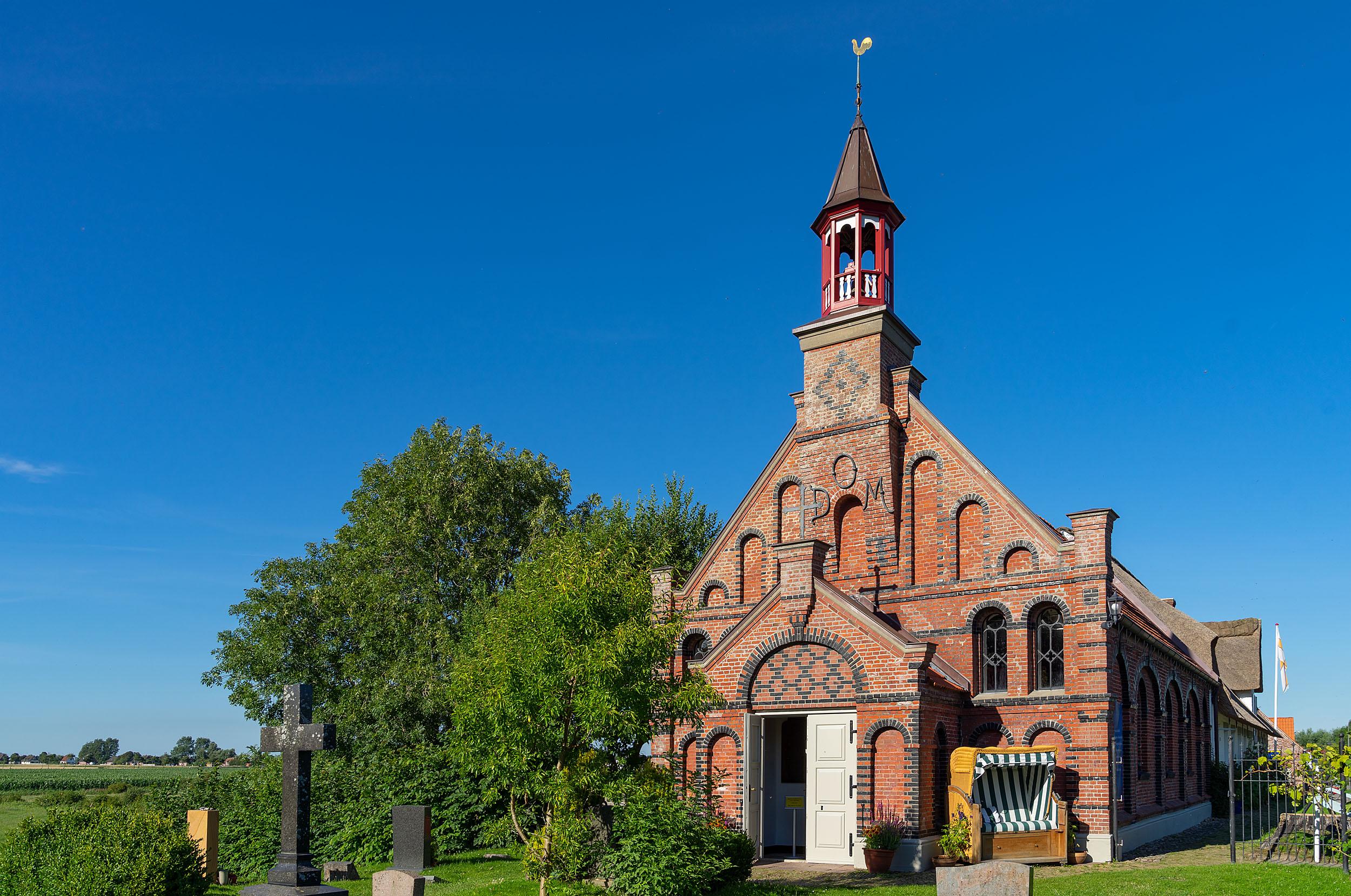 """""""Theresiendom"""" - Altkatholische Kirche St. Theresia auf Nordstrand"""