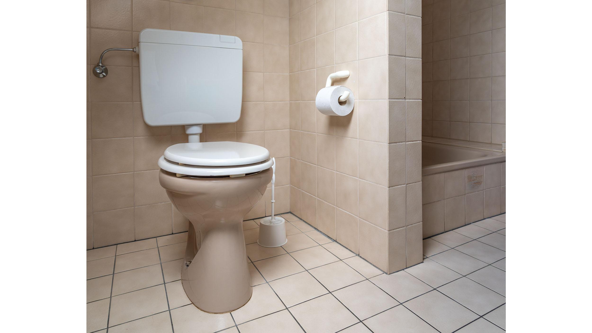 Haus Vogelkiek - Ferienwohnung Silbermöwe - Badezimmer