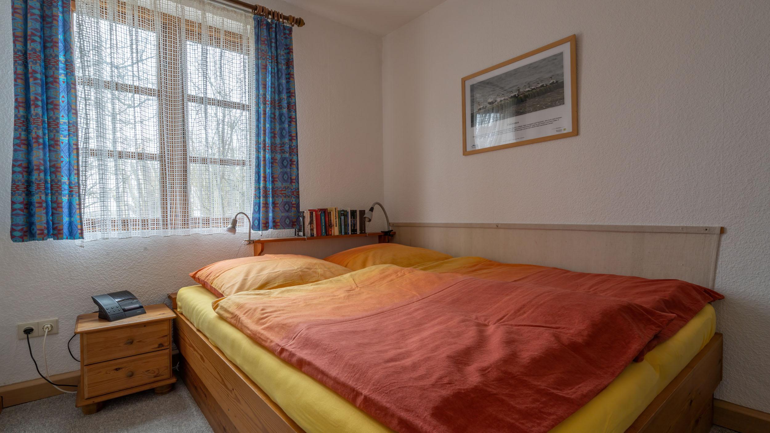 Eiderente-Schlafzimmer